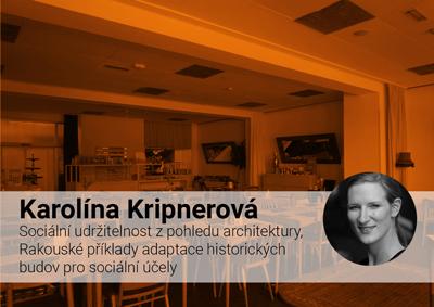 Karolína Kripnerová  - AUR 18 - Konference